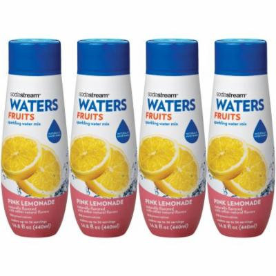 SodaStream Waters Pink Lemonade Sparkling Drink Mix, 440mL