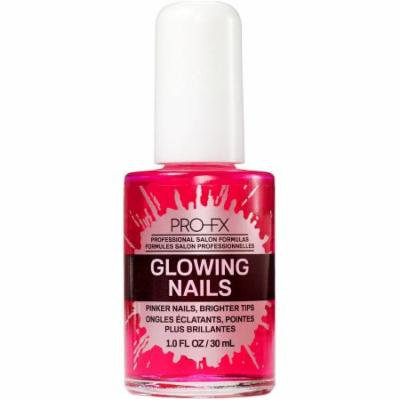 PRO-FX Glowing Nails Nail Color, 1.0 fl oz