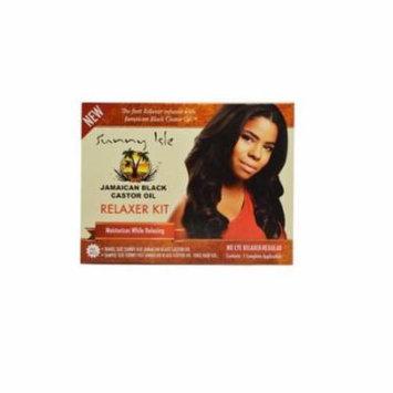 Sunny Isle Jamaican Black Castor Oil Relaxer Kit 1 ea