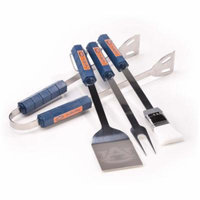 Bsi Products Inc Auburn Tigers 4 Pc Bbq Set BBQ Tool Set