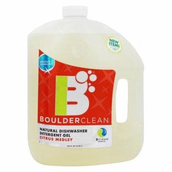 Boulder Cleaners - Natural Dishwasher Detergent Gel Citrus Medley - 100 oz.