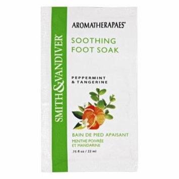Aromatherapaes - Soothing Foot Soak Peppermint & Tangerine - 0.75 oz.