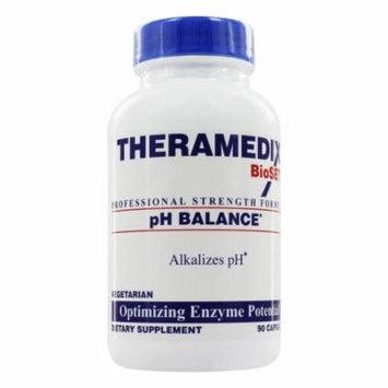 Theramedix - pHB pH Balance Formula - 90 Vegetarian Capsules