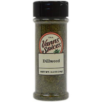 Vanns Dillweed-0.5 oz Bottle