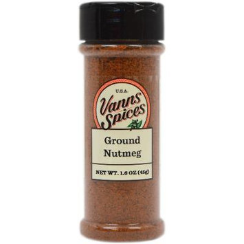 Vanns Ground Nutmeg-1.6 oz Bottle