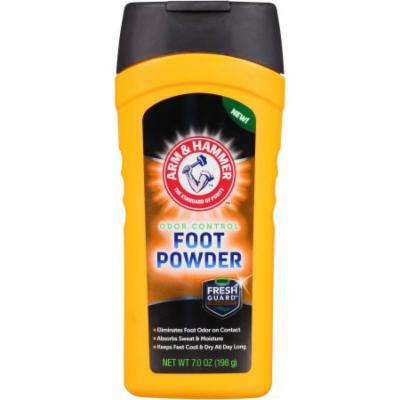 Arm & Hammer Odor Control Foot Powder, 7 oz