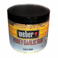Weber Honey Garlic Rub 13.oz