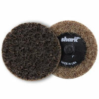 Shark Brown Extra Coarse Surface Preparation Discs, 2