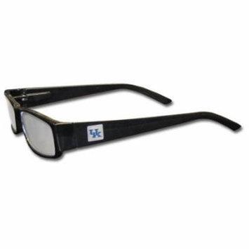 Kentucky Wildcats Black Reading Glasses +1.75 (F)