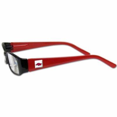 Arkansas Razorbacks Reading Glasses +2.25 (F)