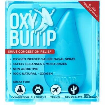 Oxy Bump Sinus Congestion Relief, 15mL