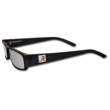 Alabama Crimson Tide Black Reading Glasses +1.50 (F)