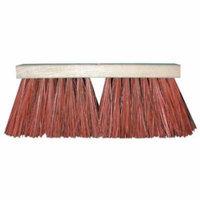 Magnolia Brush Palmyra Stalk Street Brooms - 18'' street broom req.5t-hdl 2f02b1d or c60 340d (Set of 6)