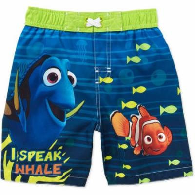 Finding Dory and Nemo Baby Toddler Boy Swim Trunks