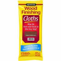 Minwax 30824 Mahogany Finish Cloth