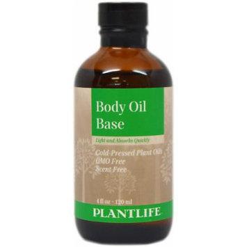 Plantlife Body Oil Base-4 fl. oz Bottle