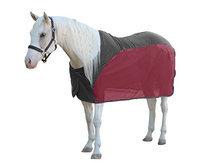EOUS Fleece/Mesh Combo Cooler 72 Grey/Pink