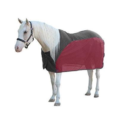 EOUS Fleece/Mesh Combo Cooler 81 Grey/Pink