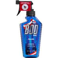 BOD Man Heroic Body Spray, 8 fl oz