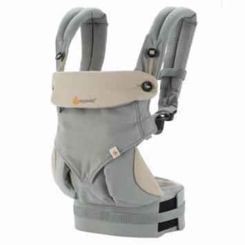 Ergo Baby Carrier - Ergo 360 Four Position Baby Carrier - Grey