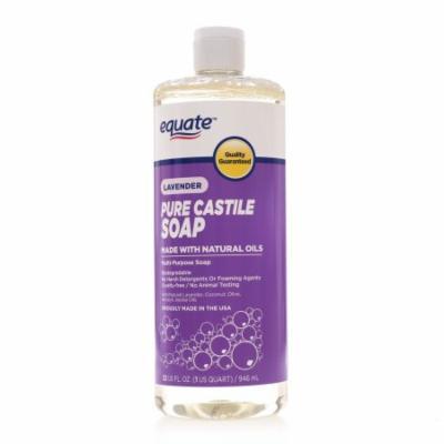 Equate Lavender Pure Castile Soap