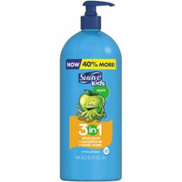 Suave® Kids® Apple 3-in-1 Shampoo Conditioner and Body Wash