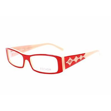 Optical frame Escada Plastic Red - Beige (VES095S L508)