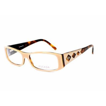 Optical frame Escada Acetate Beige - Havana (VES095S L505)