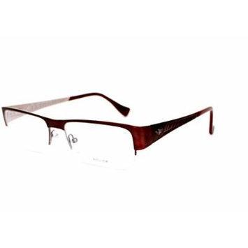 Optical frame Police Metal Matt Bordeaux (V8793 0489)
