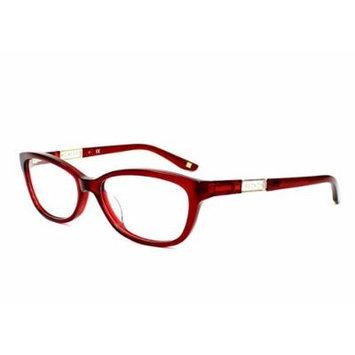 Optical frame Escada Acetate Red - Clear (VES300 07FQ)