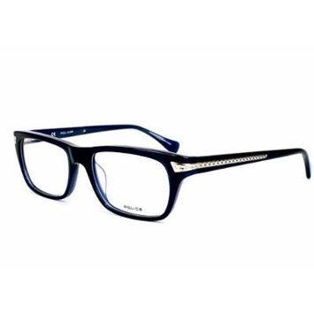 Optical frame Police Metromover Plastic Blue - Silver (V1834 0V40)