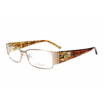 Optical frame Escada Metal Light Bronze - Brown (VES759M 0A41)
