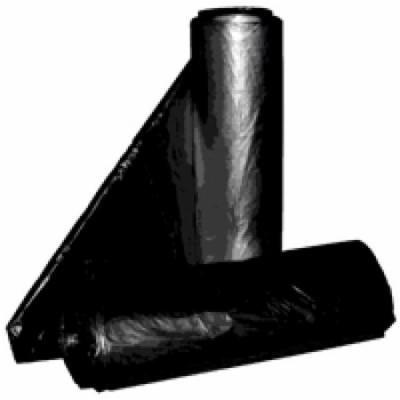 CAN LINER COMM BLACK 2M 45G