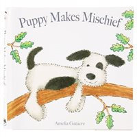 Infant 'Puppy Makes Mischief' Board Book