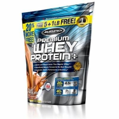 MuscleTech Premium 100% Whey Protein, Chocolate (6 lbs.)