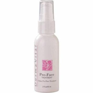 DermaVital Pre-Face Treatment Creme, 2 fl oz