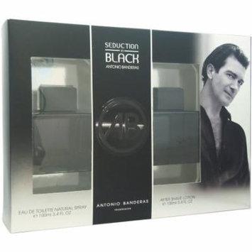 Antonio Banderas Seduction In Black Gift Set, 2 pc