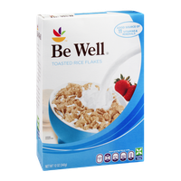 Ahold Be Well Toasted Rice Flakes