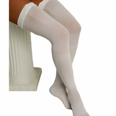 ITA-MED Graduated Compression Thigh Highs Anti-Embolism Compression 18 mmHg X Large
