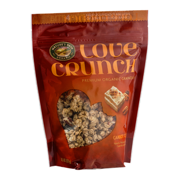 Nature's Path Organic Love Crunch Granola Carrot Cake