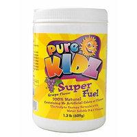 Pure Advantage Kids Super Fuel Electrolyte Drink Mix, Grape, 1.3 Pound