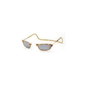 Reading Sunglasses by Clic - Tortoise Magnetic Sunglasses, 3.00
