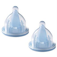 The First Years Breastflow Medium Flow Nipple - 2 Pk