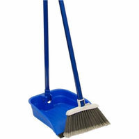 Quickie Stand & Store Lobby Broom & Dustpan
