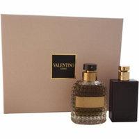 Valentino Uomo for Men Fragrance Gift Set, 2 pc