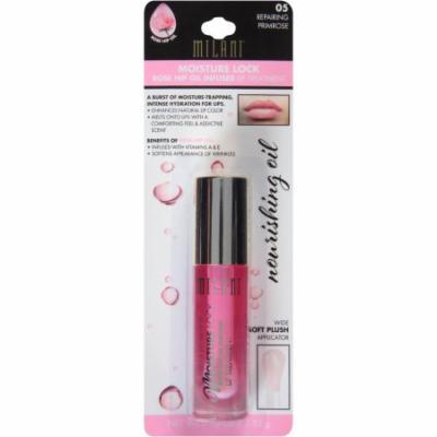 Milani Moisture Lock Rose Hip Oil Infused Lip Treatment, 05 Repairing Primrose, 0.1 oz