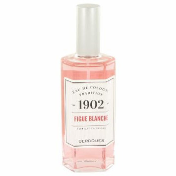 1902 Figue Blanche for Women by Berdoues EDC Spray (Unisex) 4.2 oz