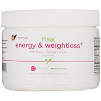 HIT Shape Energy and Weight Loss Supplement, Fruit Punch, 30 Count