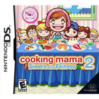 Nintendo Cooking Mama 2: Dinner With Friends ( DS)