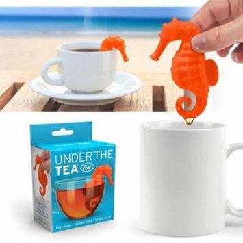 Fred & Friends Sea Horse Tea Infuser Manatea Under the Tea Silicone Loose Leaf Steeper New